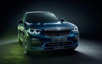 Alpinina dizelska varijanta BMW-a X3 – BMW Alpina XD3 [Galerija i Video]