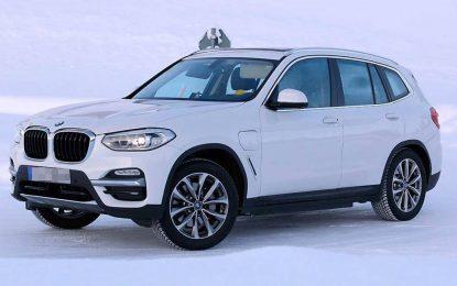 Priprema se električna varijanta BMW-a X3, a prije električnog iX3 stiže X3 Plug-In Hybrid [Galerija]