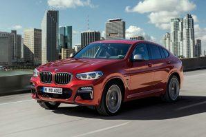 Novi BMW X4 premijerno u Ženevi, a prve isporuke u julu ove godine [Galerija i Video]