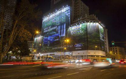 U Guinnessovu knjigu rekorda upisan najveći billboard na svijetu – reklama za novi Ford EcoSport [Galerija i Video]