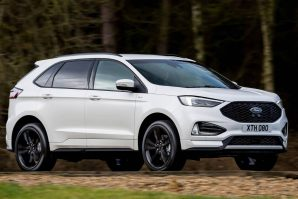 Redizajnirani Ford Edge sa brojnim tehnološkim poboljšanjima namijenjen evropskom tržištu [Galerija]