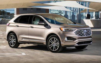 Proširuje se ponuda atraktivnog Fordovog SUV-a – stiže luksuzno izdanje Ford Edge Titanium Elite [Galerija]