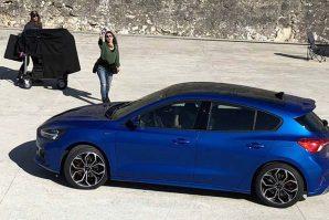 Procurile prve fotografije novog Forda Focusa bez kamuflaže