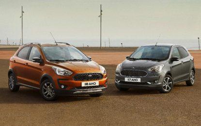 Ford proširuje ponudu sa novim malim crossoverom Ford Ka+ Active [Galerija i Video]