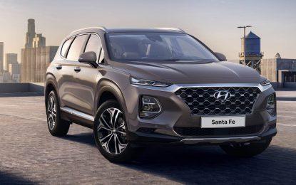 Hyundai Motor objavio prve zvanične slike novog SUV-a Santa Fe