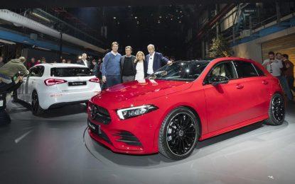 Mercedes-Benz predstavio novu A-klasu [Galerija i Video]