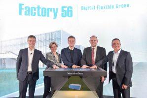 """Mercedes-Benz gradi najsavremeniju tvornicu automobila na svijetu – """"Factory 56"""""""