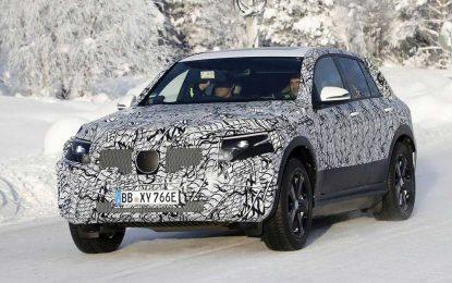 Električni Mercedes EQ C SUV trebao bi imati autonomiju do 500 km