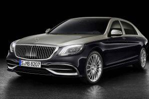 Novi Mercedes-Maybach S-Class biće još duži i luksuzniji [Galerija]