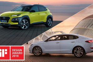 Hyundai osvaja međunarodne prestižne nagrade
