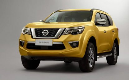 """Stiže prvo od planiranih šest vozila iz Nissanovog srednjeročnog plana """"Nissan M.O.V.E. to 2022"""" – Nissan Terra, SUV sa 7 sjedišta [Video]"""