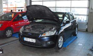 Održavanje polovnog Forda Focusa 1.6i, 1.6 TDCi i 1.8 TDCi (2005.-2011.)