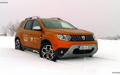 Na olimpijskim planinama oko Sarajeva, održana nacionalna prezentacija novog Dacia Dustera [Galerija]