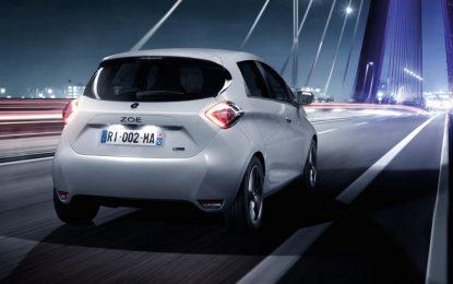 Renault razvija mrežu brzih punjača za električna vozila