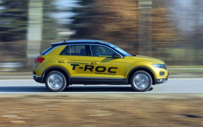 TEST – Volkswagen T-Roc Style 1.5 TSI ACT M6 (150)