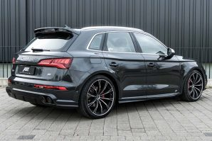Abt Audi SQ5 – brži i niži (Galerija)