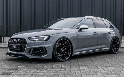 Dodatnih Abtovih 60 KS za Audi RS4 [Galerija]