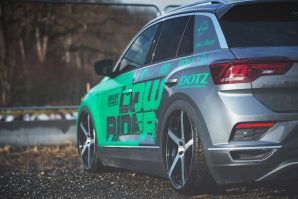 Specijalne felge Dotz CP5 za tunirani Volkswagen T-Roc [Galerija]