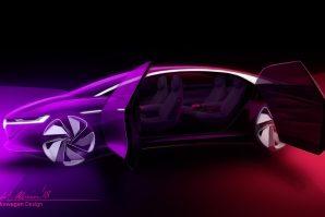 Volkswagenovo iznenađenje u Ženevi – novi član I.D. porodice – Električni autonomni I.D. Vizzion