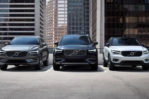 U prvih jedanaest mjeseci Volvo povećao prodaju za 13,5%