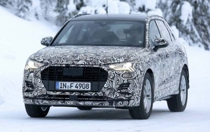 Audi testira novi Q3 u ekstremnim zimskim uslovima na sjeveru Evrope [Galerija i Video]