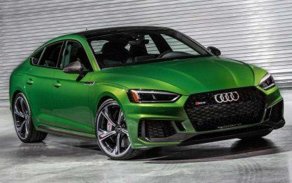 Audi RS5 Sportback – za sada je Evropa izostavljena [Galerija i Video]