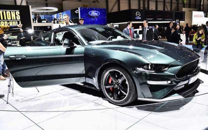 Ford Mustang Bullitt za evropske kupce od juna u proizvodnji