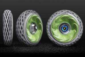 Goodyear Oxygene – konceptna guma za urbanu mobilnost [Galerija i Video]