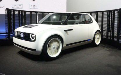 Honda za Urban EV Concept otvorila knjigu narudžbi [Galerija]