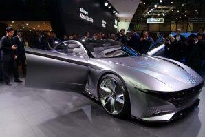 U Ženevi predstavljeni Hyundai Le Fil Rouge Concept, koji prikazuje novi pravac Hyundaijevog dizajna [Galerija]