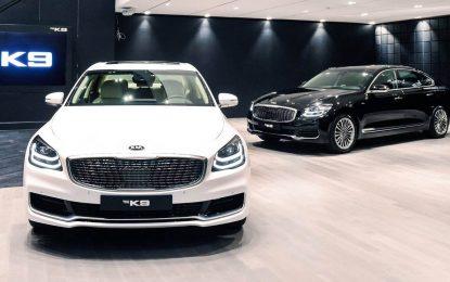 Nova generacija velikog Kijinog sedana K900 (K9) zvanično otkrivena u Južnoj Koreji [Galerija i Video]