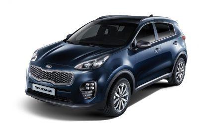 Za 25 godina prodato pet miliona primjeraka Kijinog SUV-a Sportage