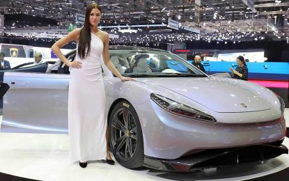 Proizvodnja električnog superautomobila LVCHI Venere mogla bi započeti 2019. godine [Galerija i Video]