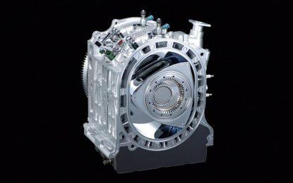 Mazda zvanično potvrdila nastavak korištenja rotacionog motora