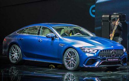 Sa AMG-om GT 4-Door Coupe, Mercedes još jednom napada Panameru [Galerija]