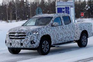 Mercedes-Benz X-Class možda i na tržištu SAD-a?