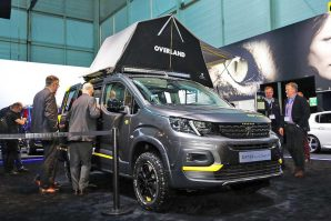 Peugeotovo malo iznenađenje u Ženevi – Peugeot Rifter 4×4 Concept za avanturiste [Galerija]