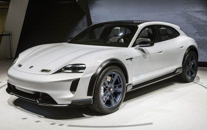 U Ženevi otkriven i Porscheov Mission E Cross Turismo [Galerija]