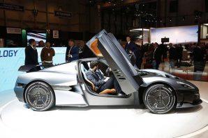 Rimac u Ženevi predstavio svoj drugi model – Hypercar Rimac C_Two [Galerija]