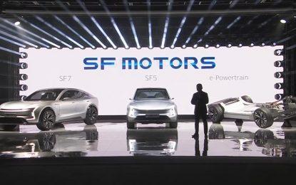 SF Motors predstavio dva električna SUV-a SF5 i SF7 [Galerija i Video]