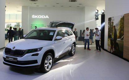Škoda otvorila prvi izložbeno-prodajni salon u Singapuru