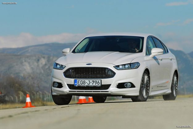 TEST – Ford Mondeo Titanium 2.0 TDCi Powershift AWD (180)