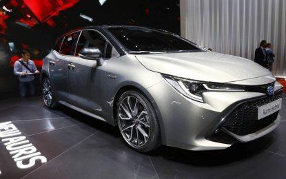 Toyota u Ženevi predstavila Auris treće generacije – akcent na hibridima [Galerija]