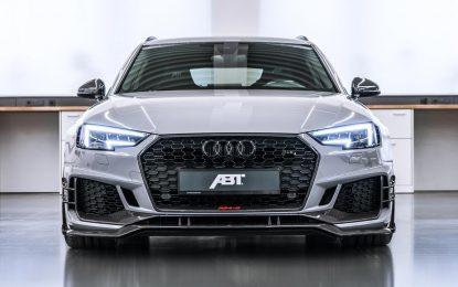 Abt Sportsline u Ženevu dovozi još jači RS4-R Avant [Galerija]