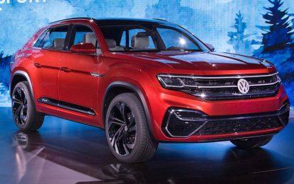 Volkswagen predstavio koncepte Atlas Cross Sport i Atlas Tanoak [Galerija]