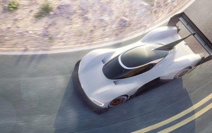 Volkswagen predstavio najnovijeg i najsportskijeg člana porodice I.D. – I.D. R Pikes Peak