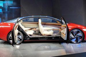 Volkswagen na sajmu u Ženevi predstavio autonomni električni automobil budućnosti – I.D. Vizzion