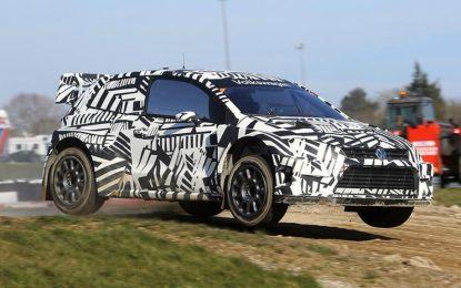 Volkswagen Polo GTi World Rallycross Supercar – pripreme za nastupajuću sezonu