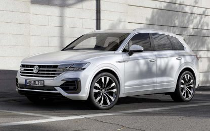 Konačno predstavljen Volkswagen Touareg – tehnički najnapredniji Volkswagen do sada [Galerija]