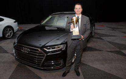 """Još jedna značajna nagrada za Audi: Audi A8 proglašen """"Svjetskim luksuznim automobilom godine"""""""
